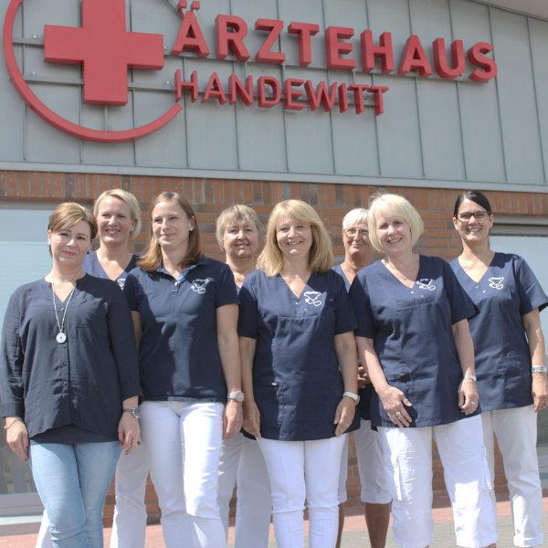 8 Medizinische Fachangestellte