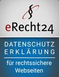 Hausarztpraxis-Handewitt eRecht24-Siegel