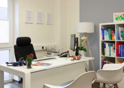 Hausarztpraxis Handewitt Arztzimmer 05