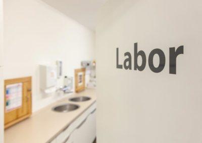 Hausarztpraxis Handewitt Labor
